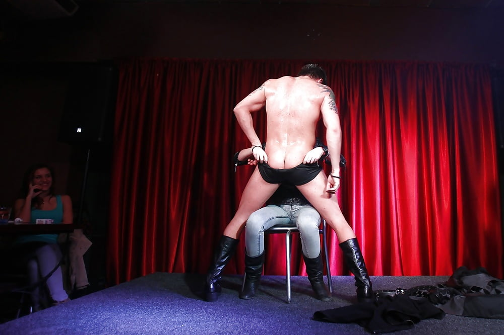 Why you should take your girlfriend to a strip club
