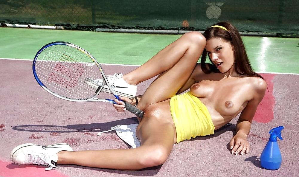Tennis sex big boobs