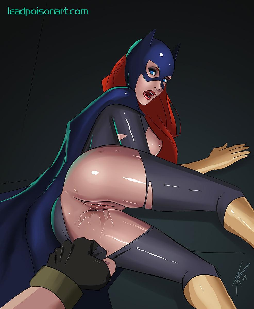 Batman batgirl hentai