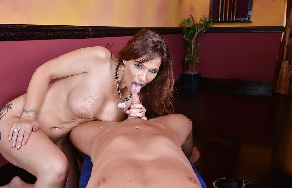 Hot redhead sex addict syren de mer tricked into an intervention tnaflix porn pics