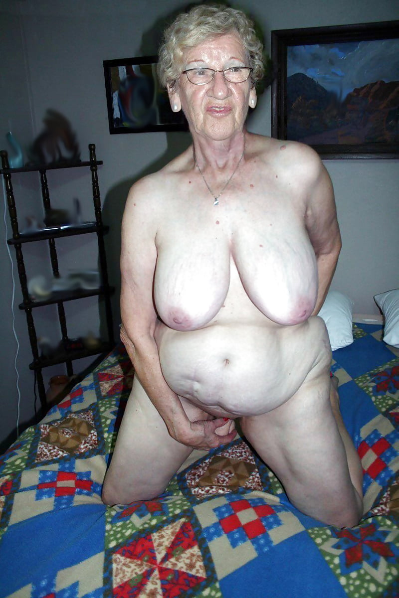 Old nude granny's