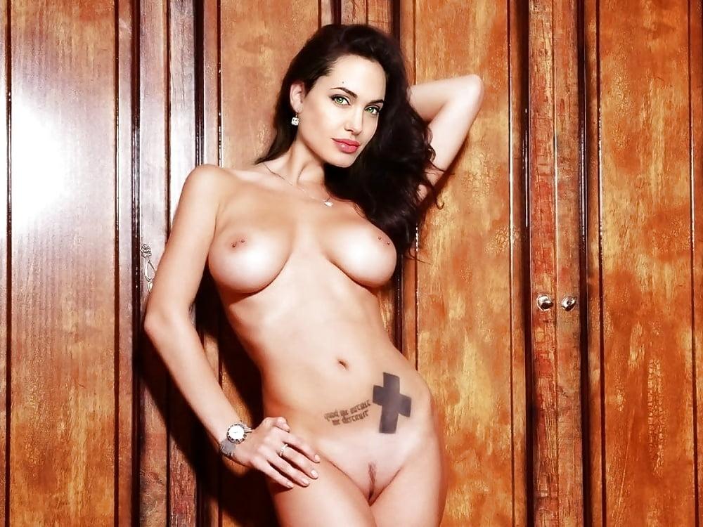 Angelina Jolie Hot Pussy