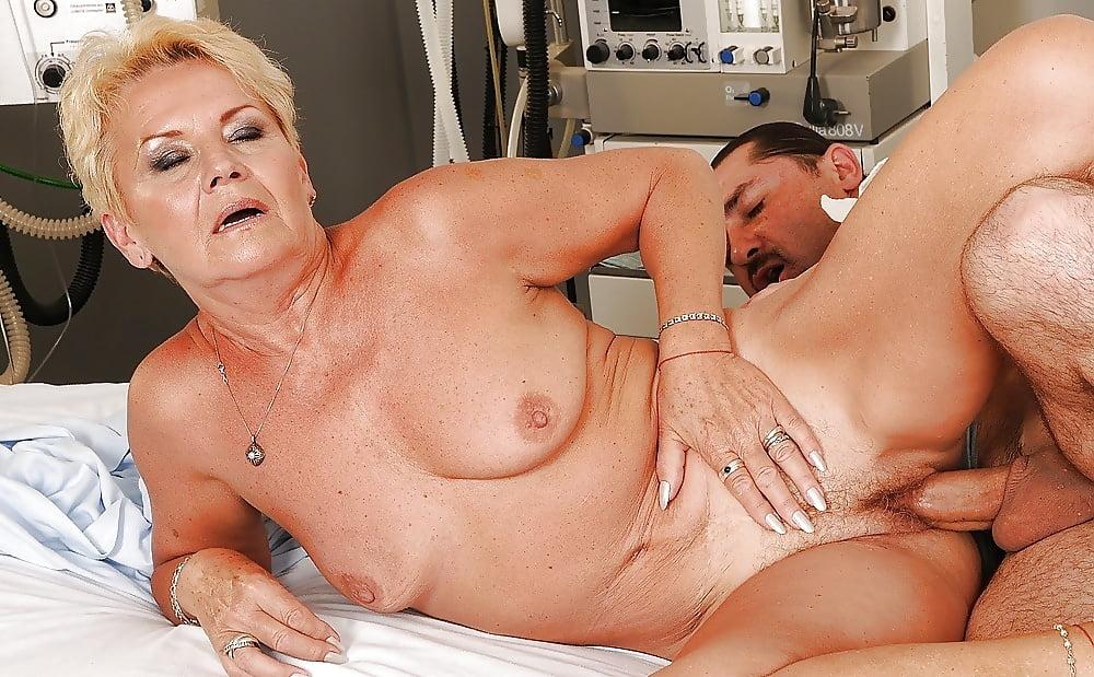 Sexed up grannies