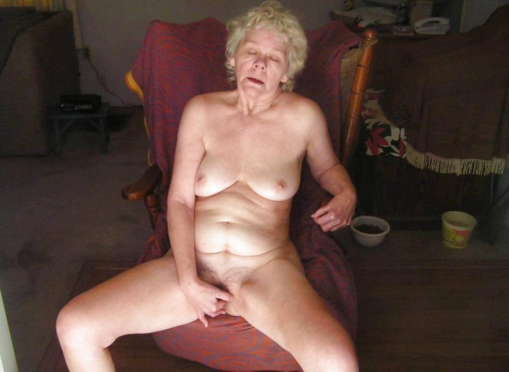 Amateur granny gallery