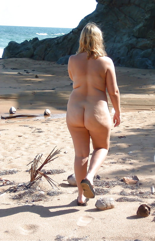 Nude Beach Advocate Says Cops Give Him A Raw Deal