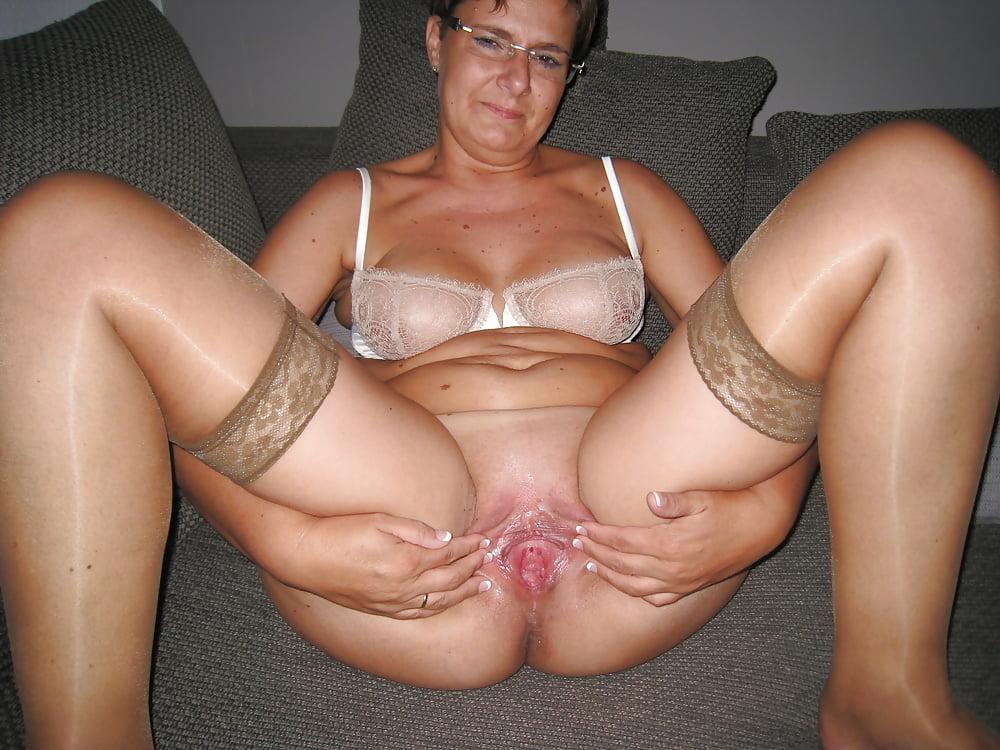 Creampie Stocking Mature Granny Hd