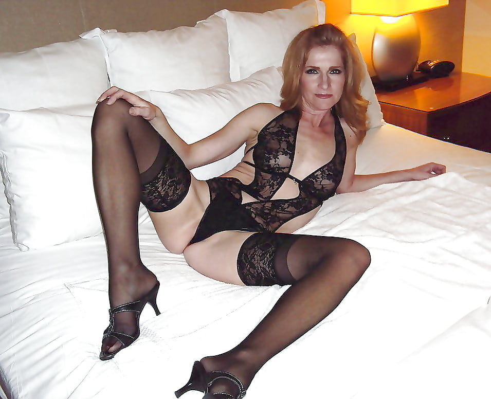 Sexy stockings wives