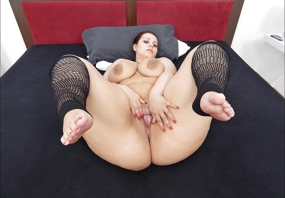 Bbw Feet Solo Porn Pics