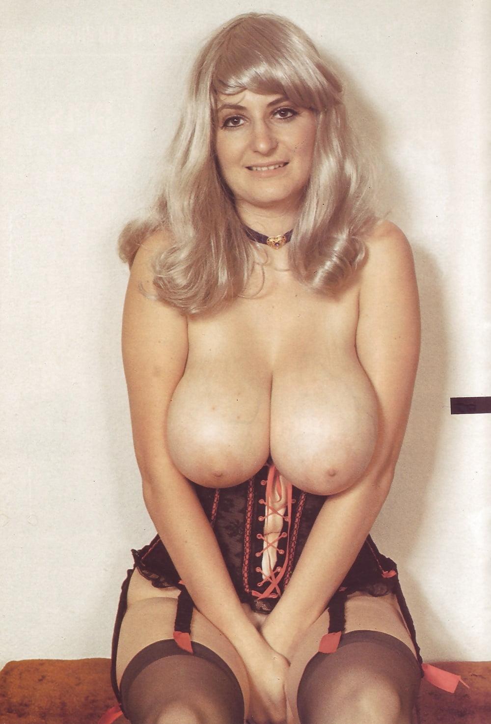 Vintage huge boobs