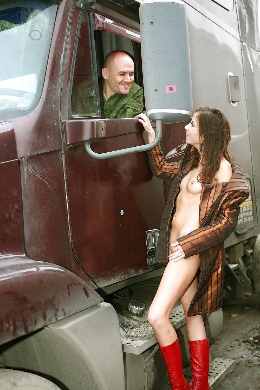 Проститутка и дальнобойщики проститутки города тюмень