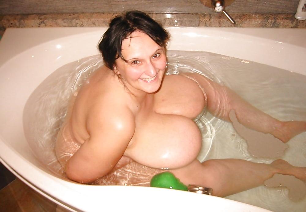 Толстушки в ванне правильно