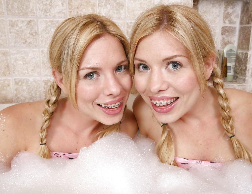 Friends hot teen twin sister