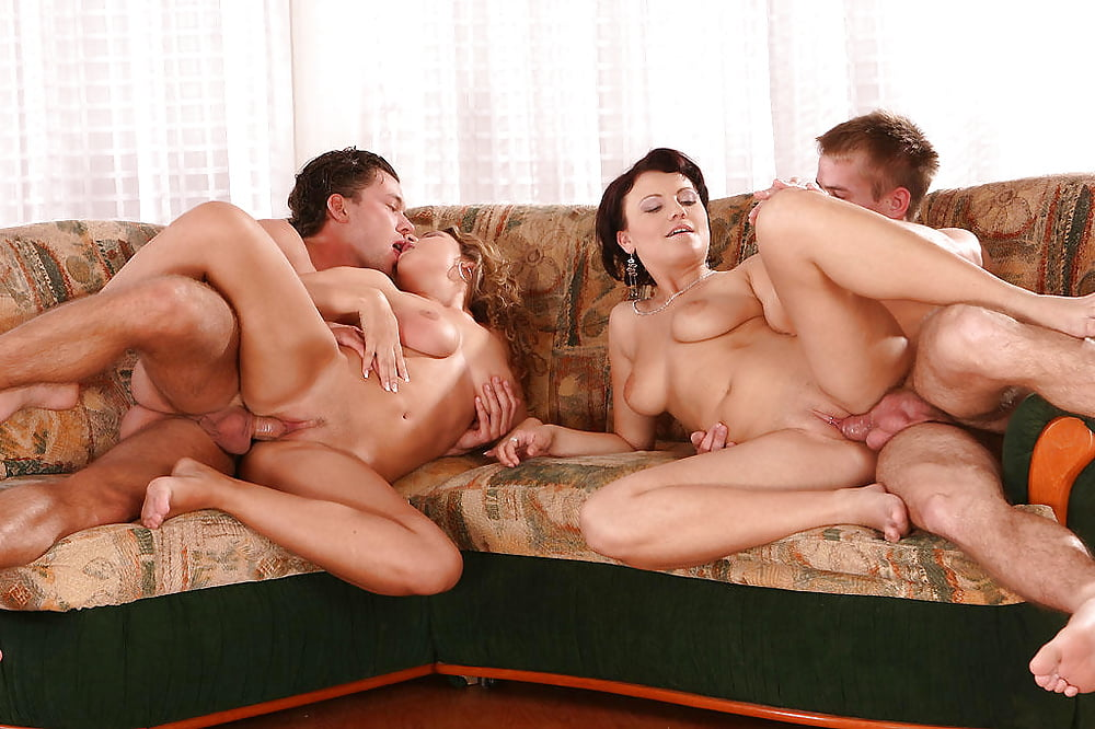 Bisexual Swinger Party