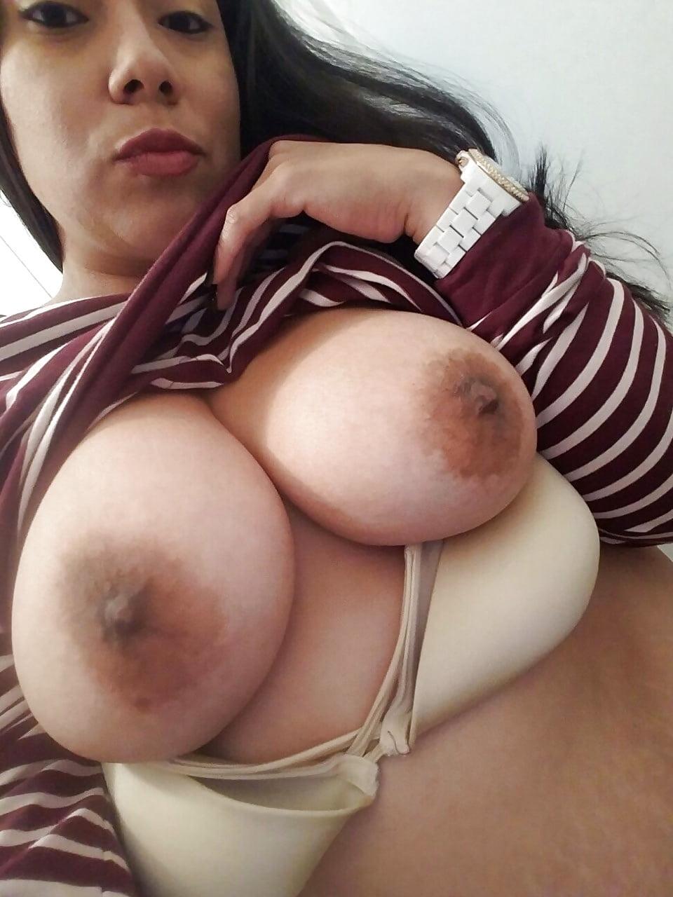 Latina Big Tits Handjob