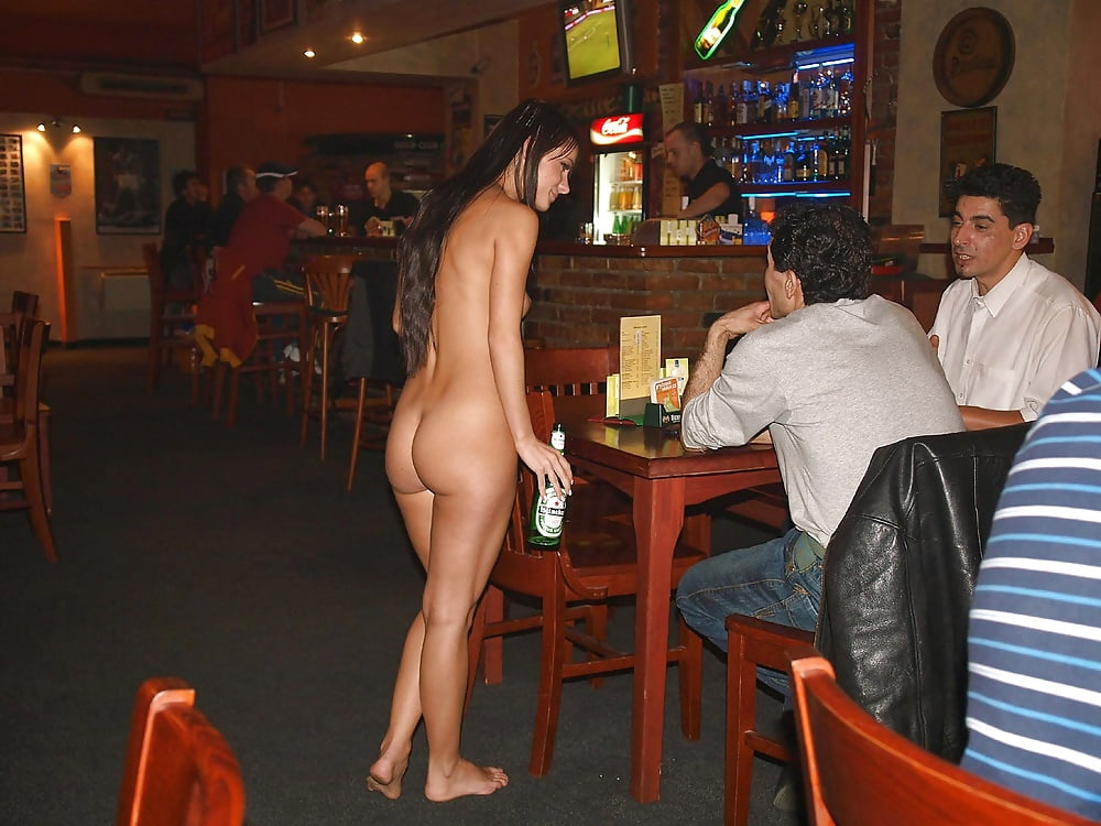 Topless waitress pics, www bangla proon pics com