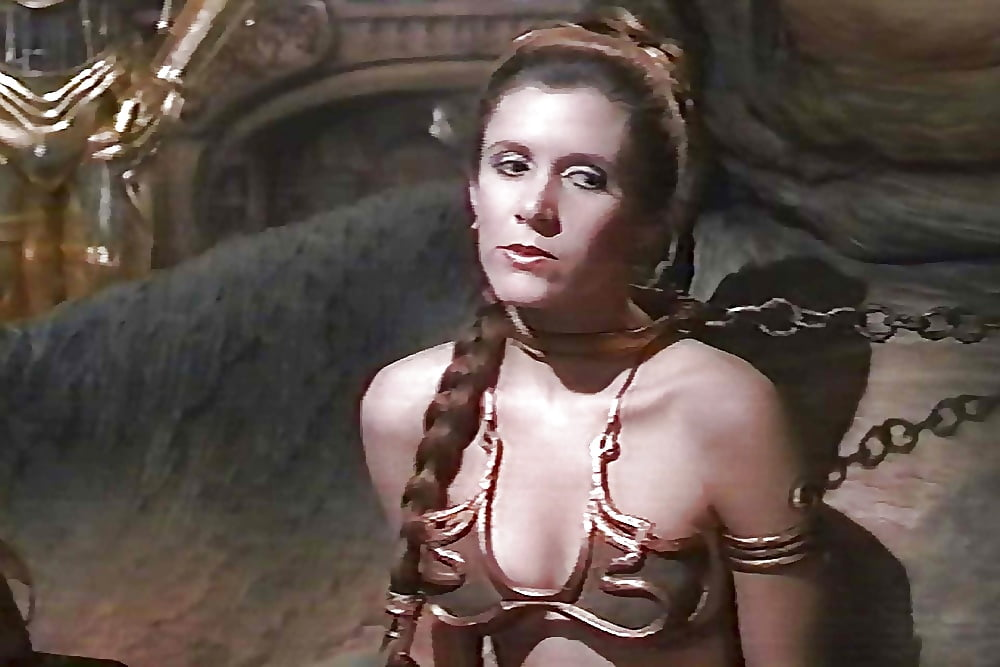 Pics of carrie fisher sex