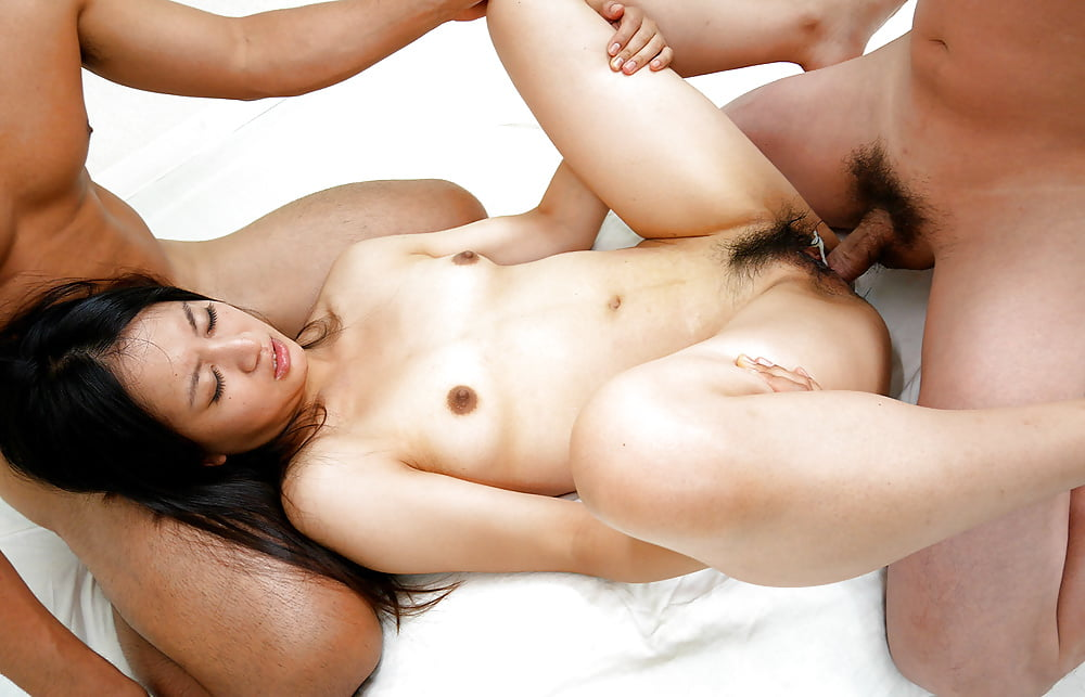 Japanese av model has hot box aroused with