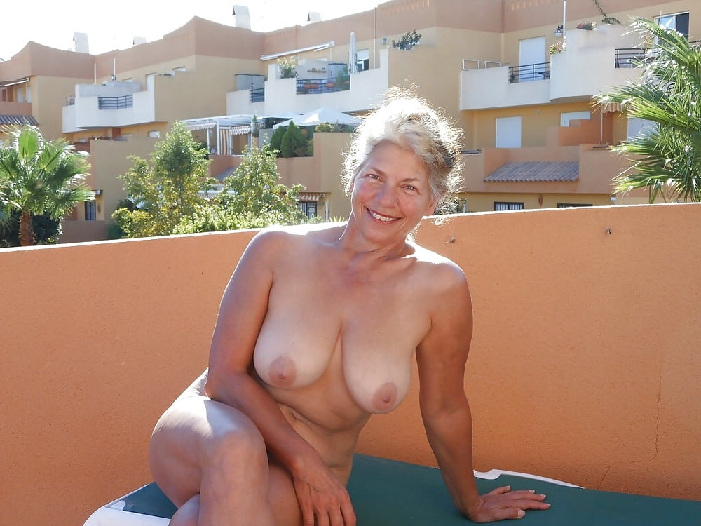 Old Granny With Hot Body