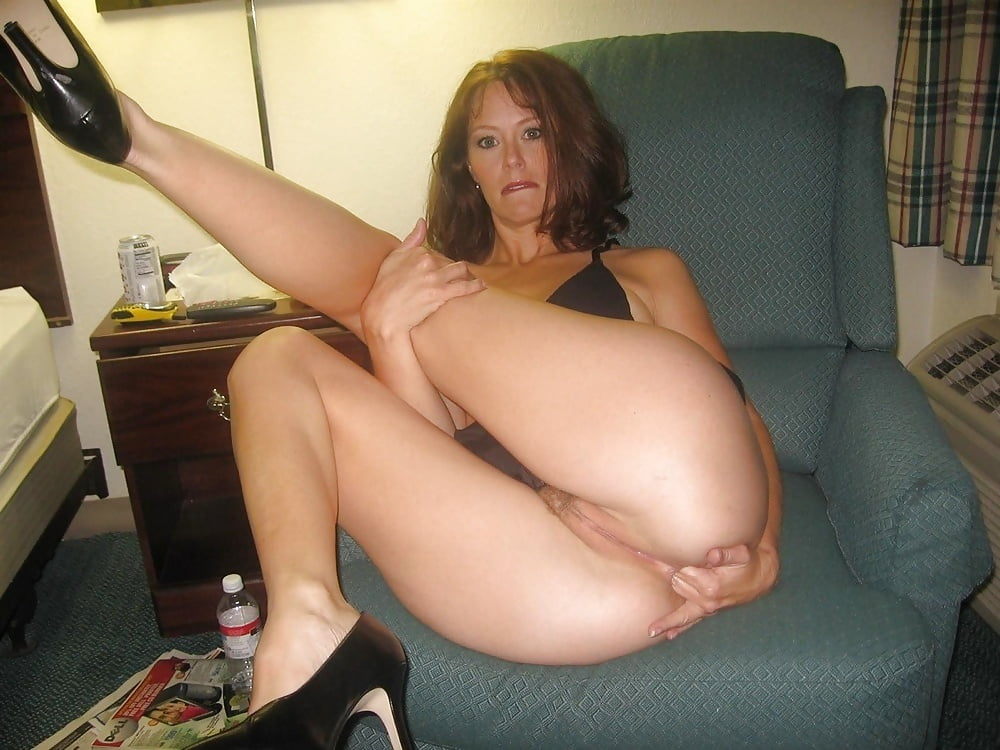 See and save as hot busty amateur milf