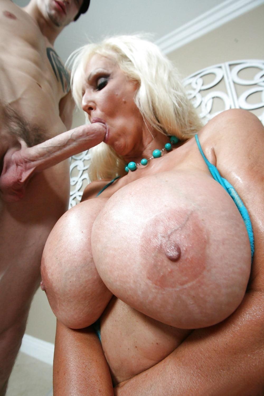 Dirty blonde pornstar