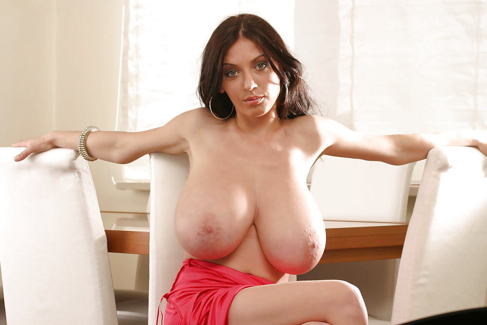 Largest breasts ever