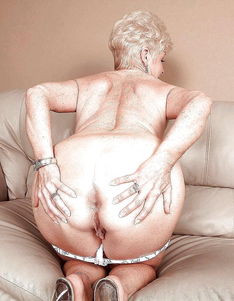 Spreading legs granny Category:Nude recumbent