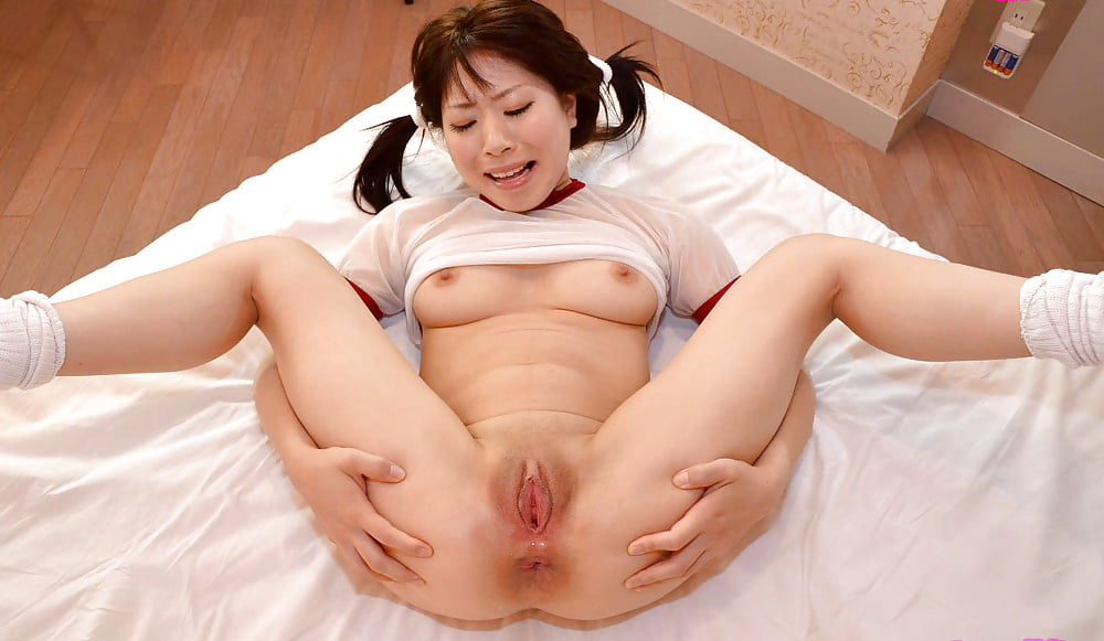 Japanese model spread