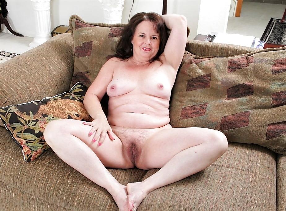 Chubby old mature women