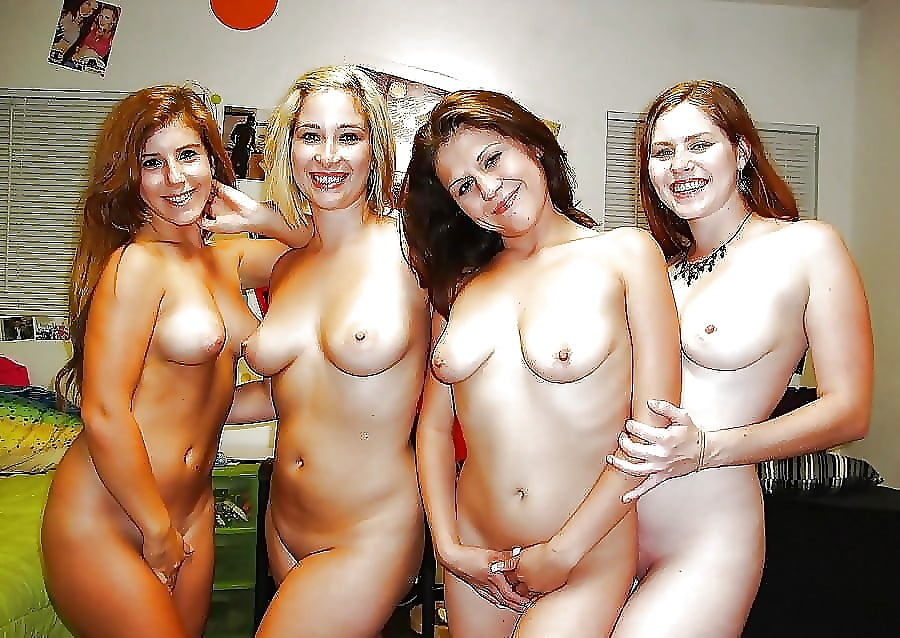 Nude amateur girls groups