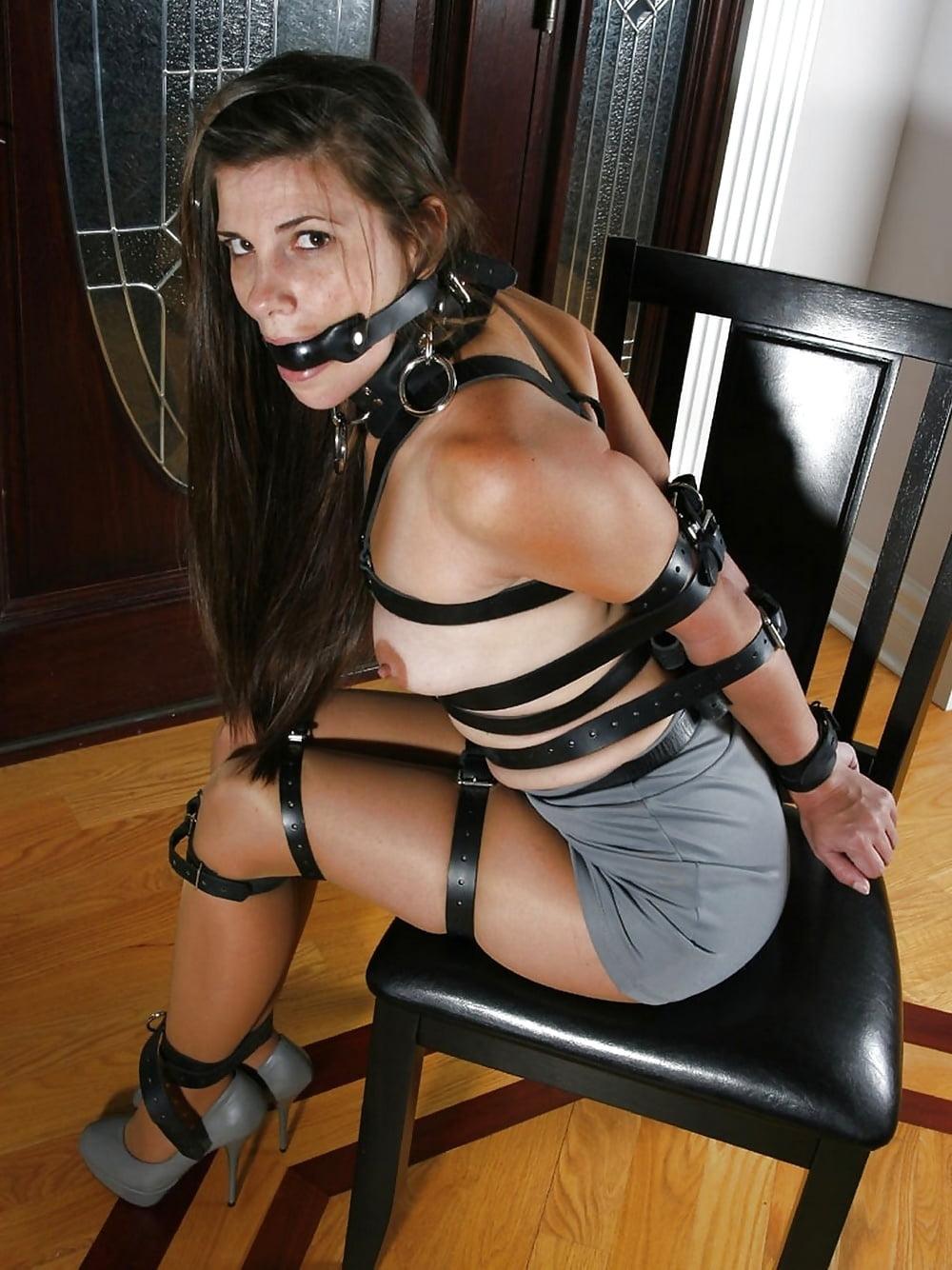 Nylon bondage rope