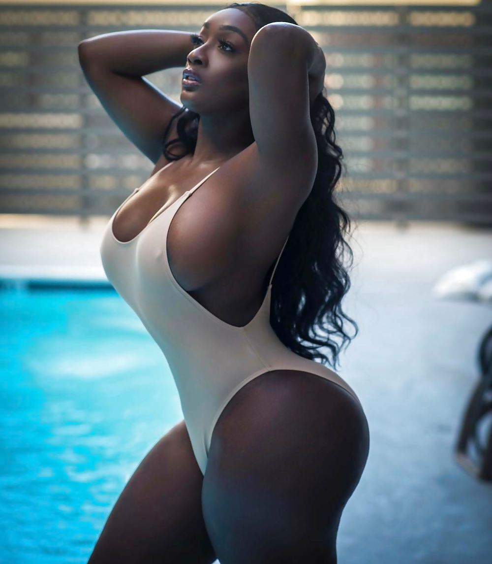 Pin On Thick African Girls