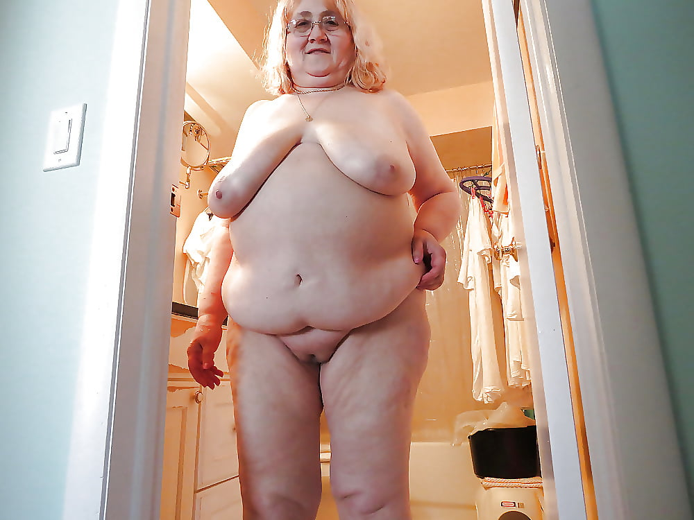 Old Fat Granny Naked
