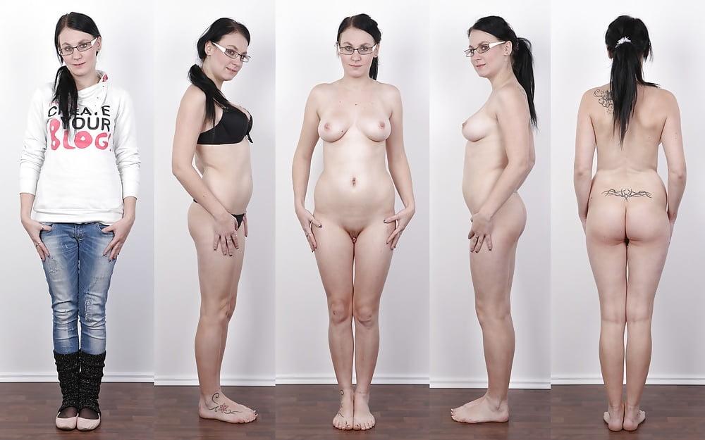 Stocky short nude girls