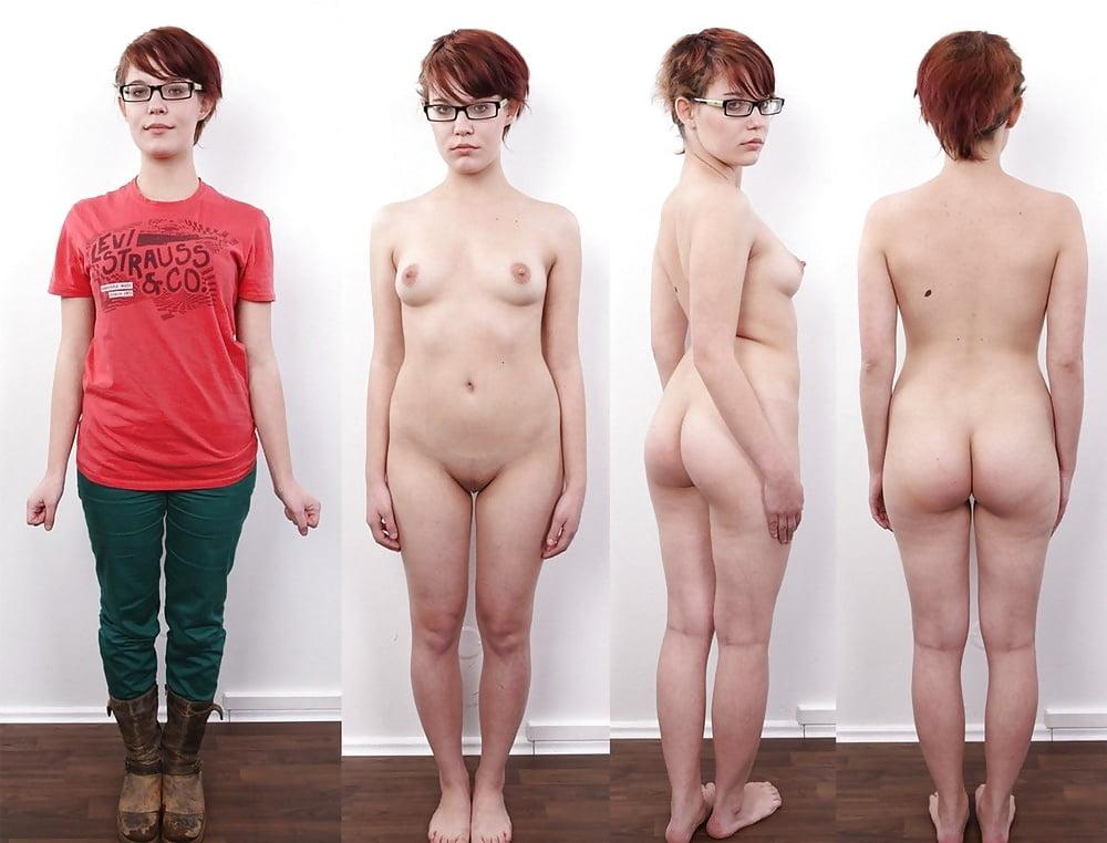 Naked medical line up