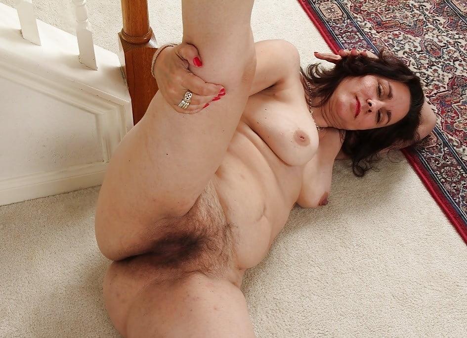 Older hairy women videos