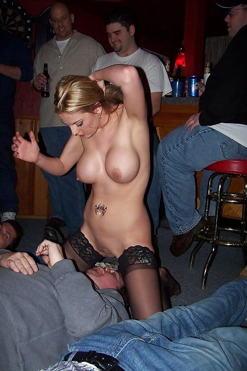 Real Amateur Stripper Fuck