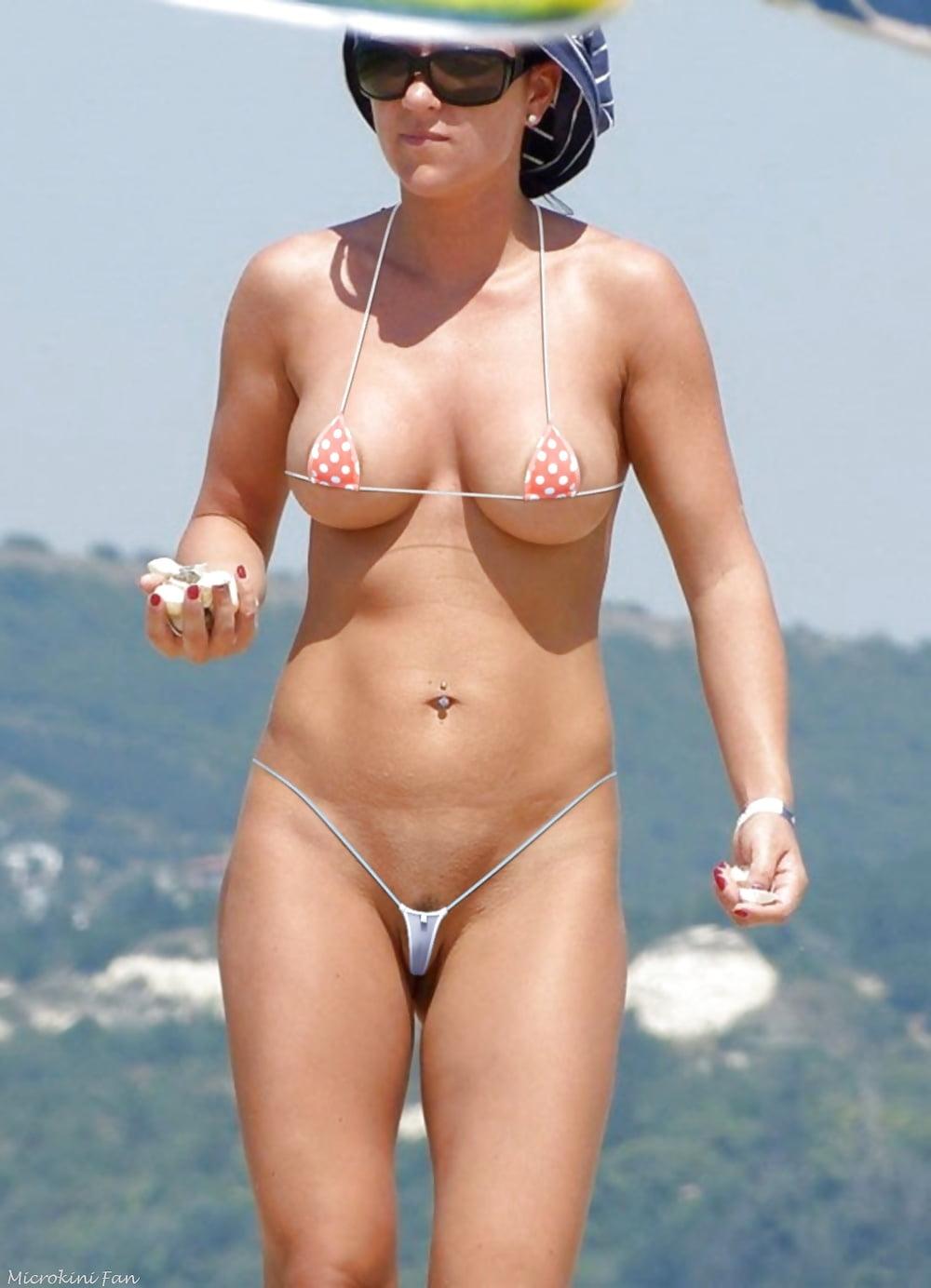 Wife bikini free pics girl