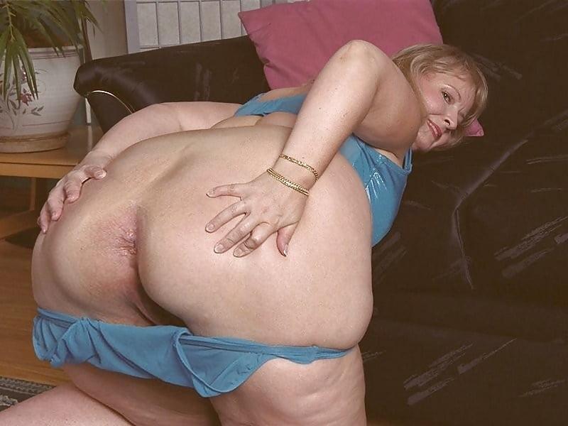 Фото жопы толстой тети
