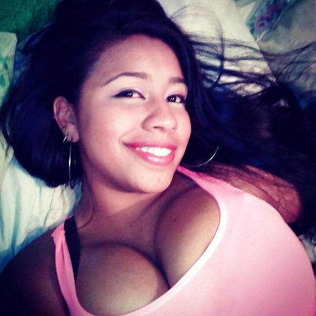 Ayana angel creampie ebony