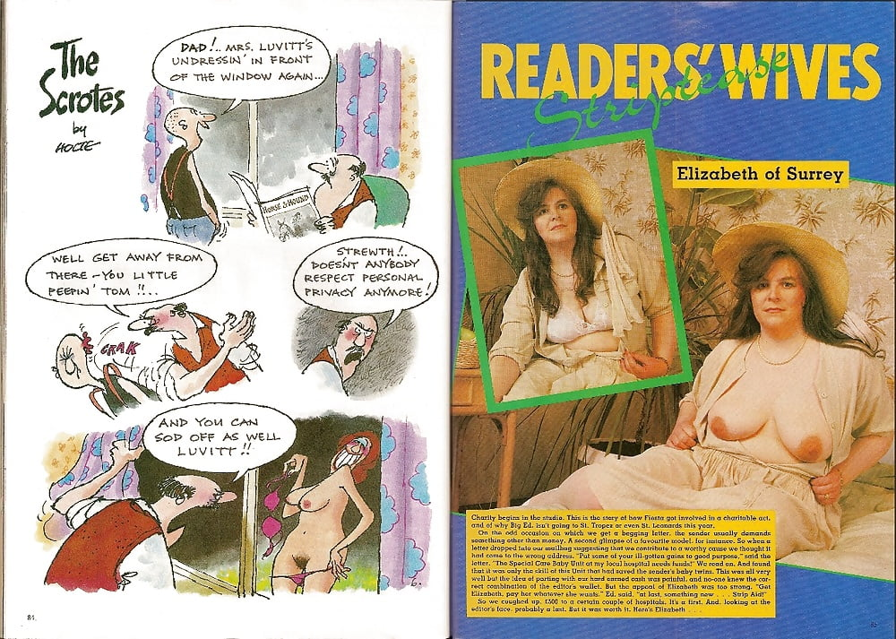Readers wives magazine