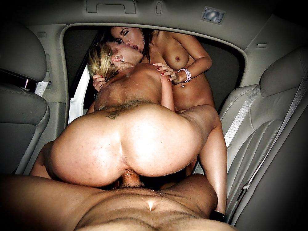 Домашний Секс В Машине