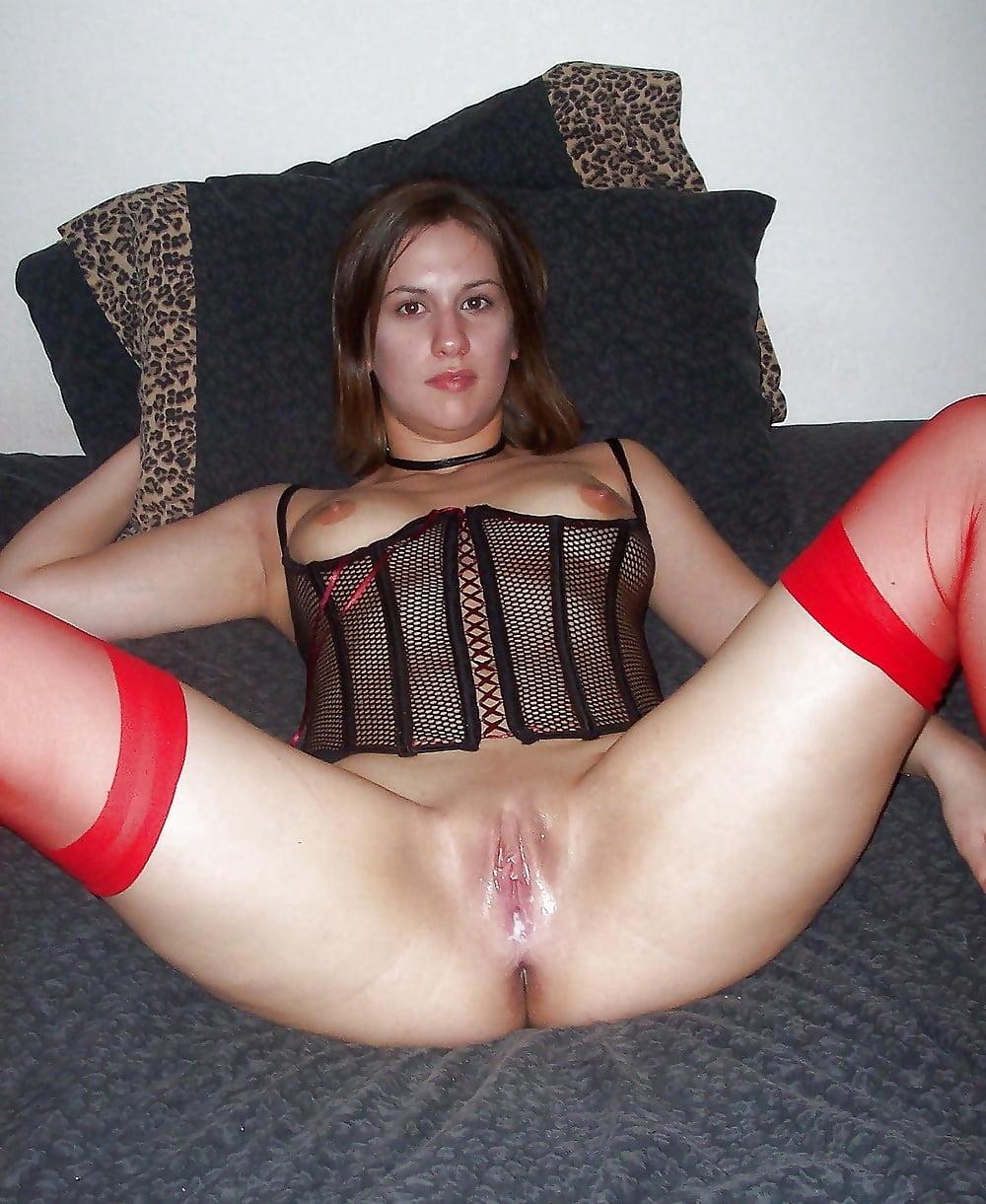 Sexy Young Teen Slut Pussy Selfie