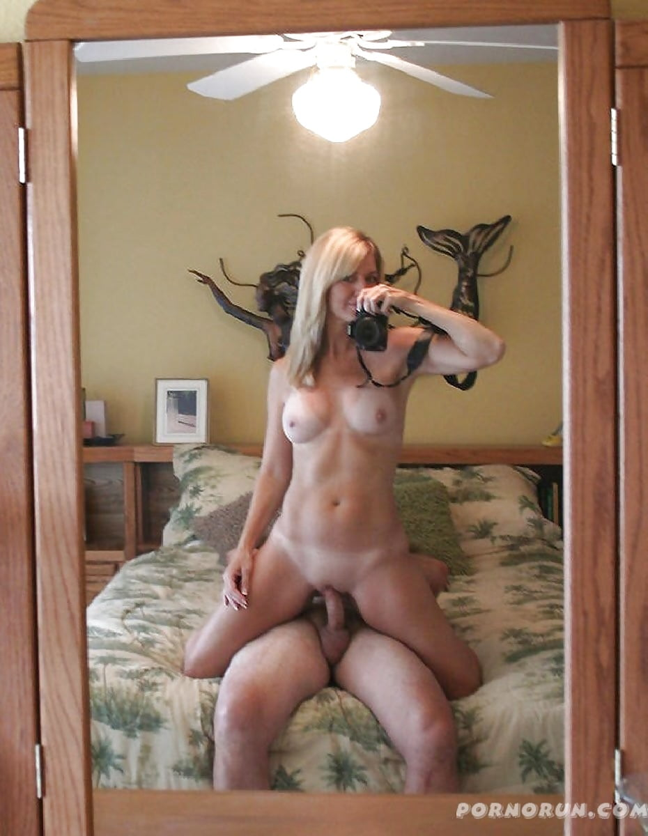 Amateur porn selfie
