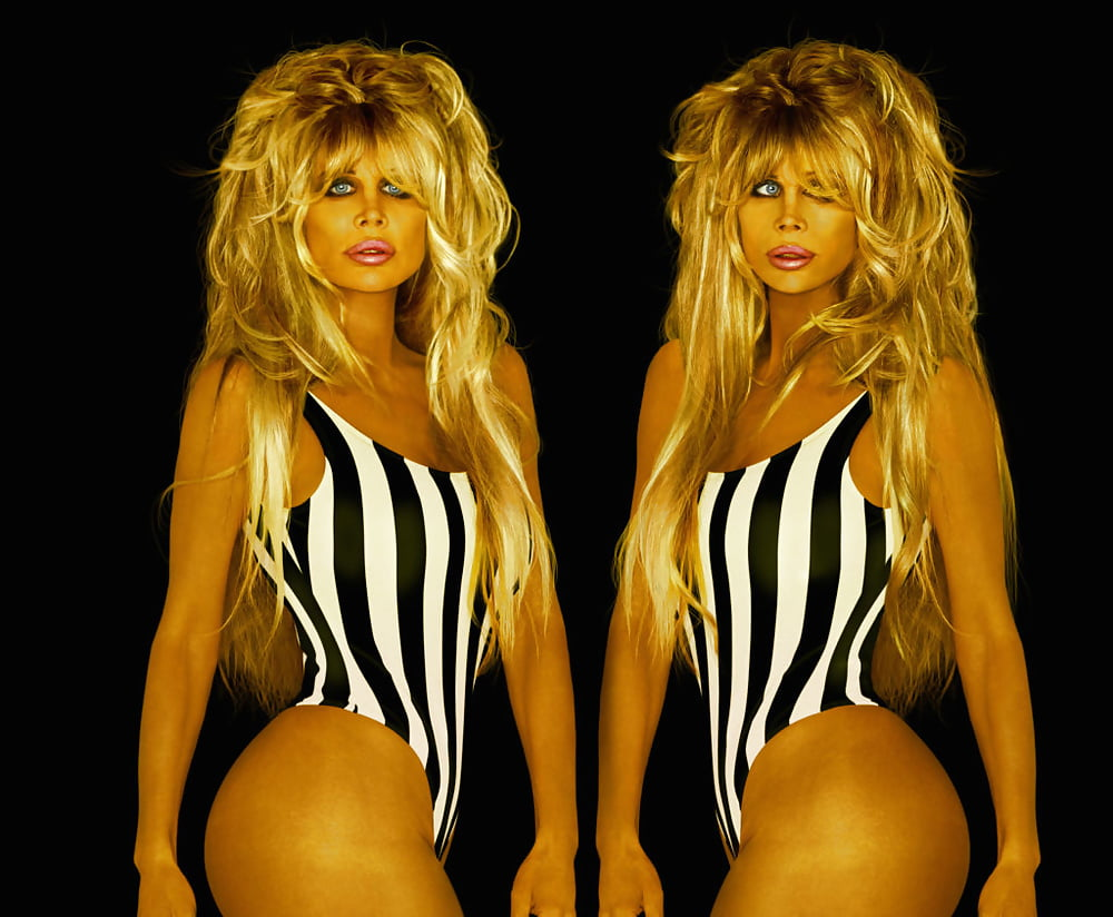 Picture of barbi twins