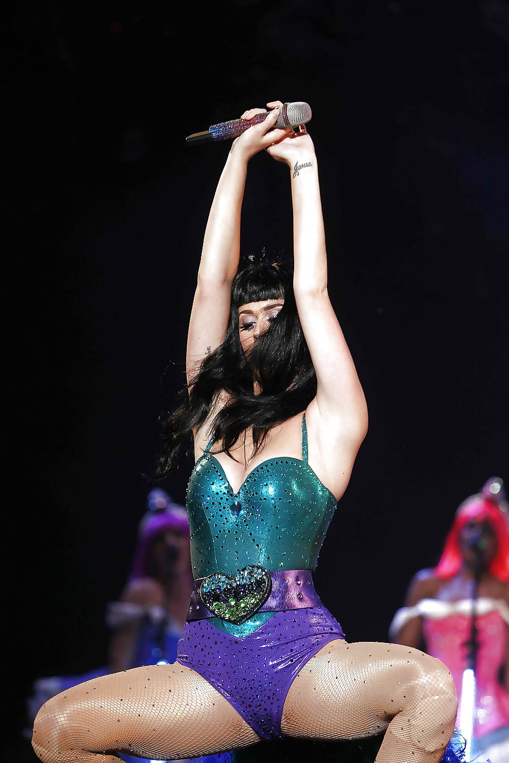 Fuck you i grabbed katy perry's ass