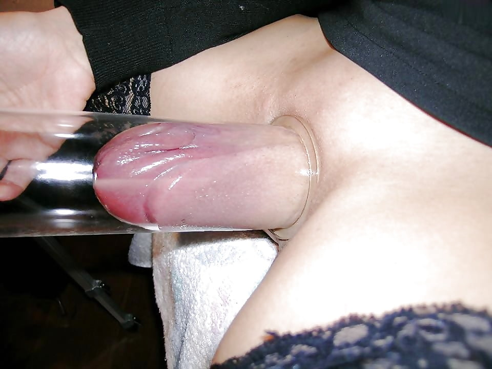 How to make a homemade pussy pump, sexy girl banana