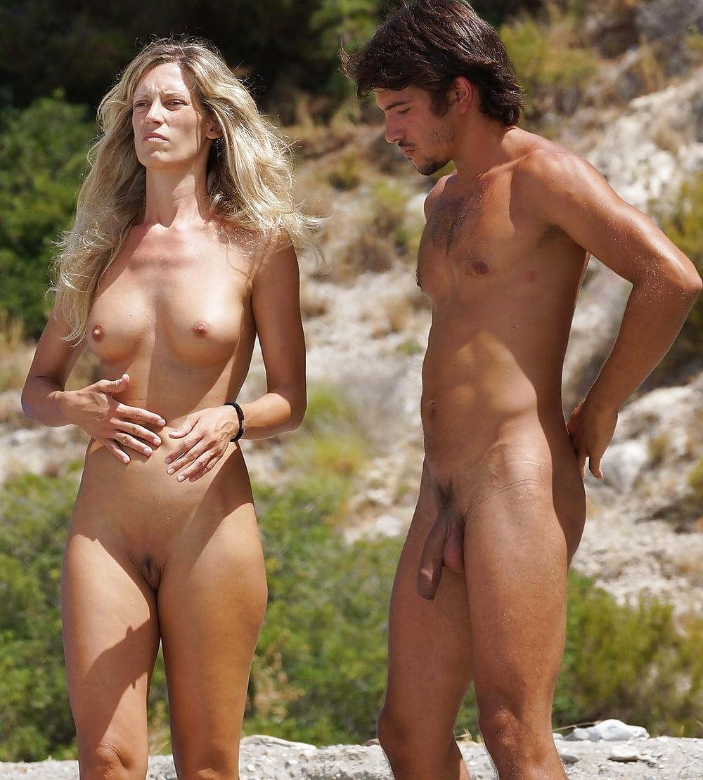 Hot Naked Couple Photo