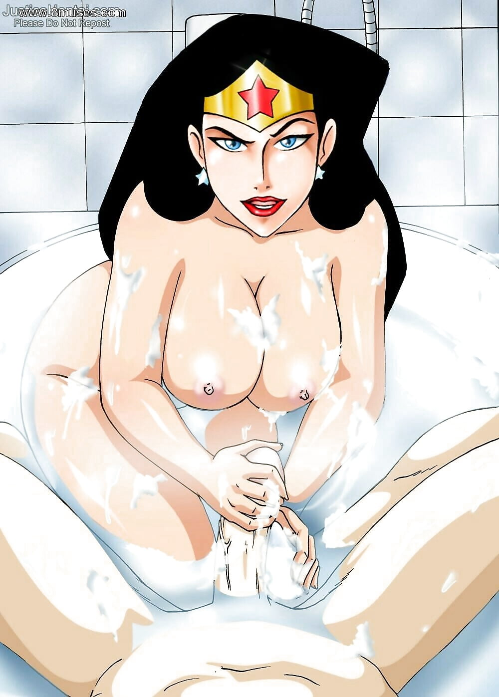Wonder Woman Gets Fucked