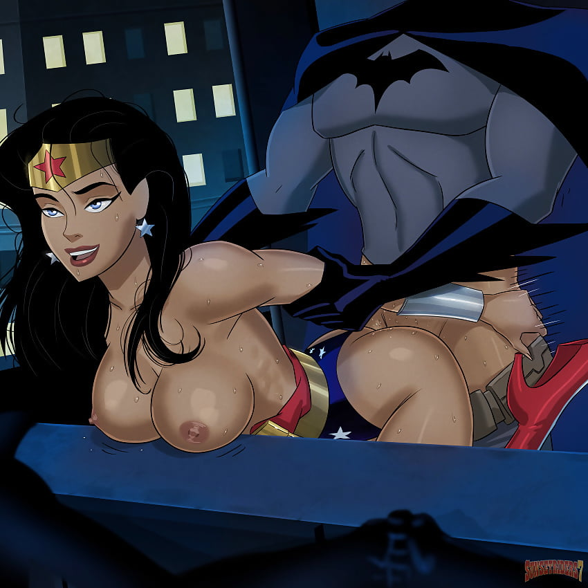 Sex bondage and wonder woman