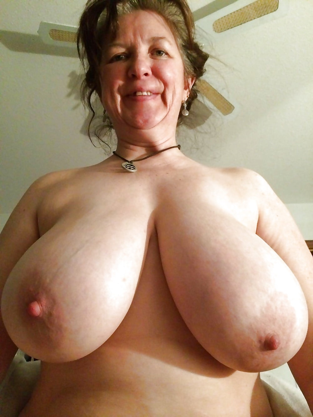 Old fat big tits